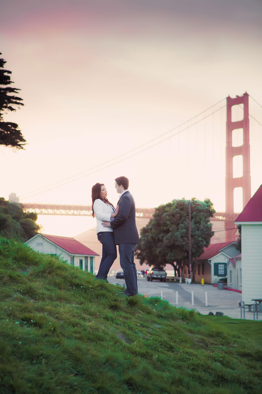 San Francisco Engagement | Stephen Grant Photography