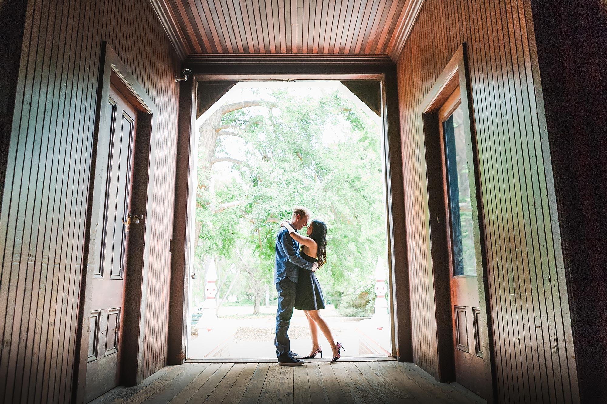 LA County Arboretum & Botanic Garden Engagement | Stephen Grant Photography