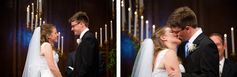 Calvary Bible Church Wedding | Stephen Grant Photography