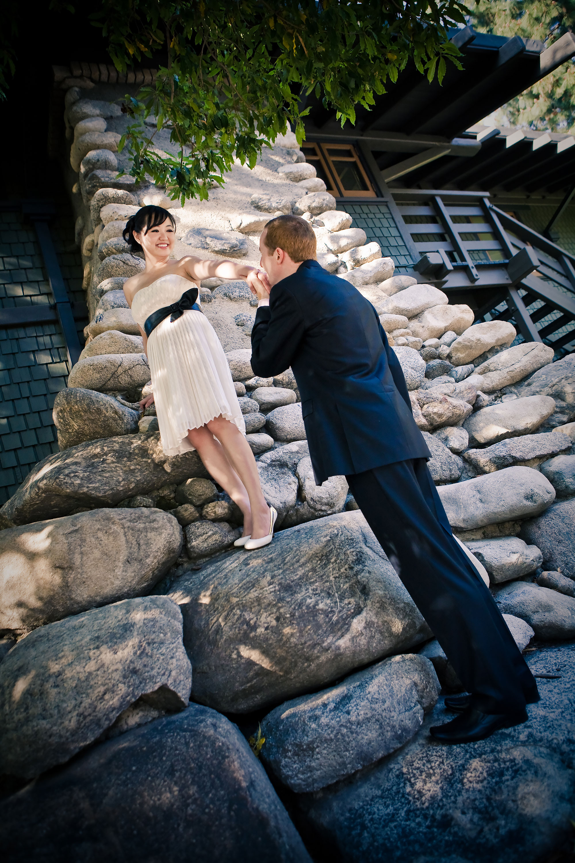 North Shore Wedding Photographer | Stephen Grant Photography