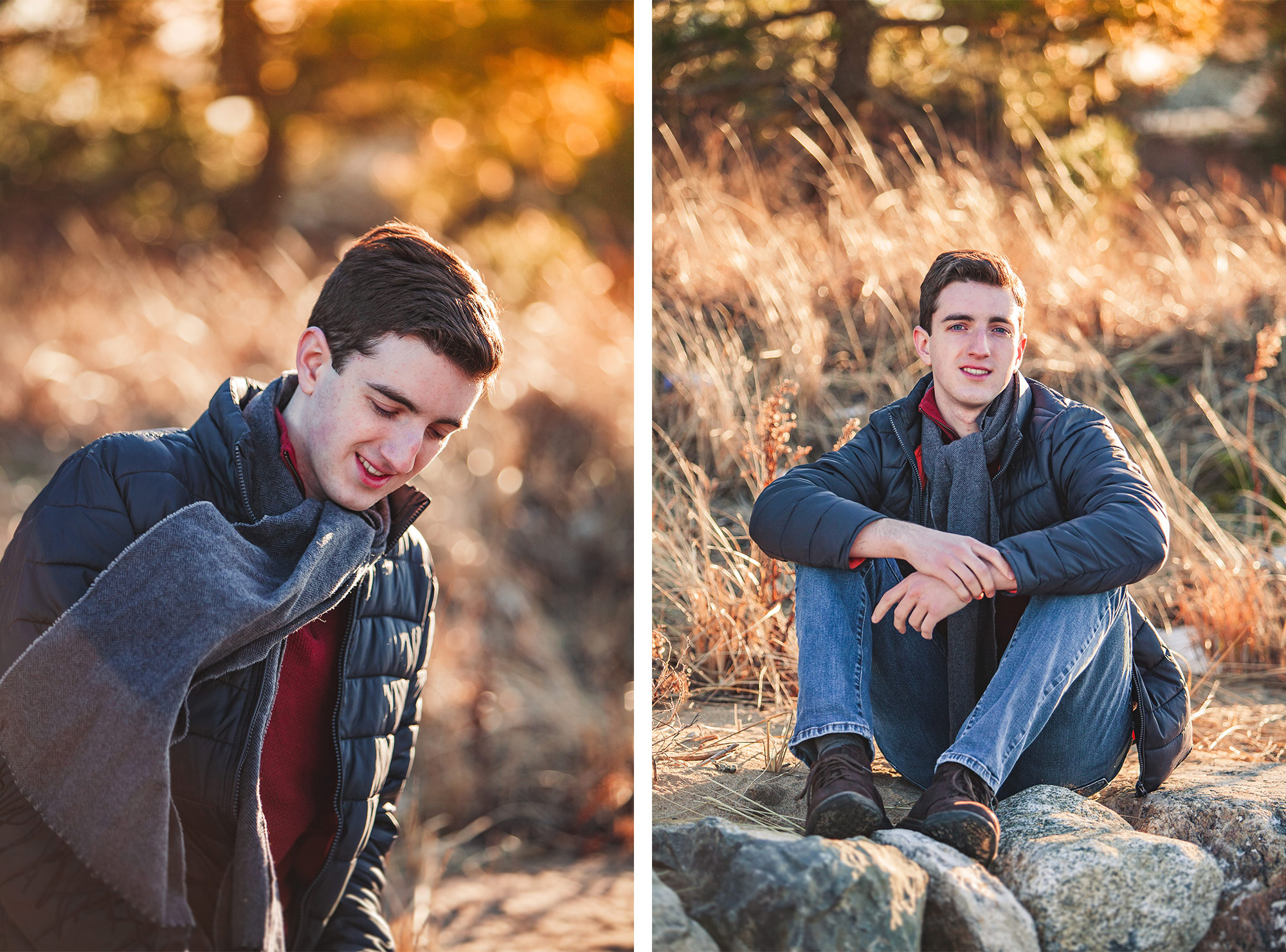 Newburyport Senior Portrait Photographer | Stephen Grant Photography