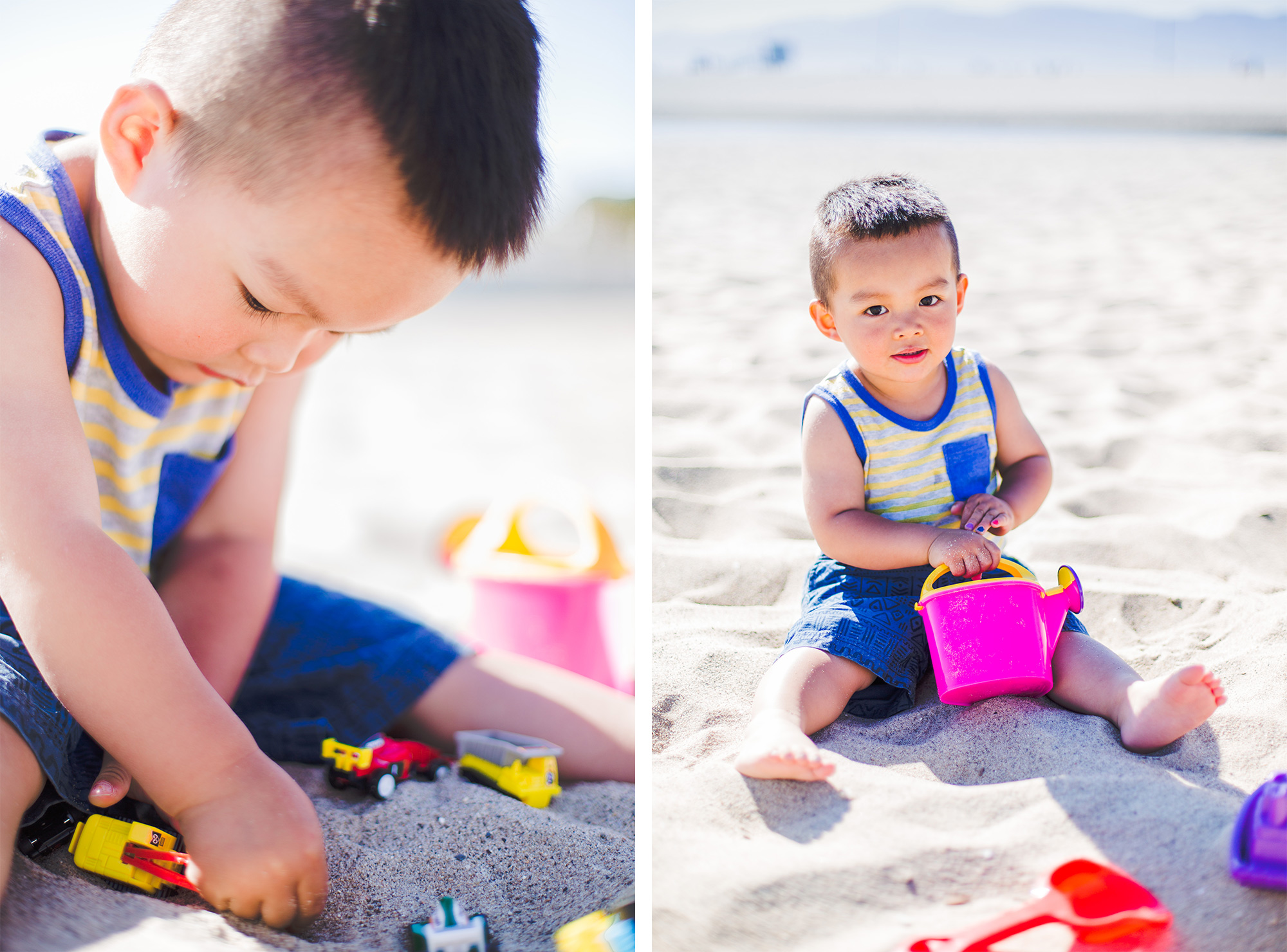 Beach Family Portrait Photographer | Stephen Grant Photography