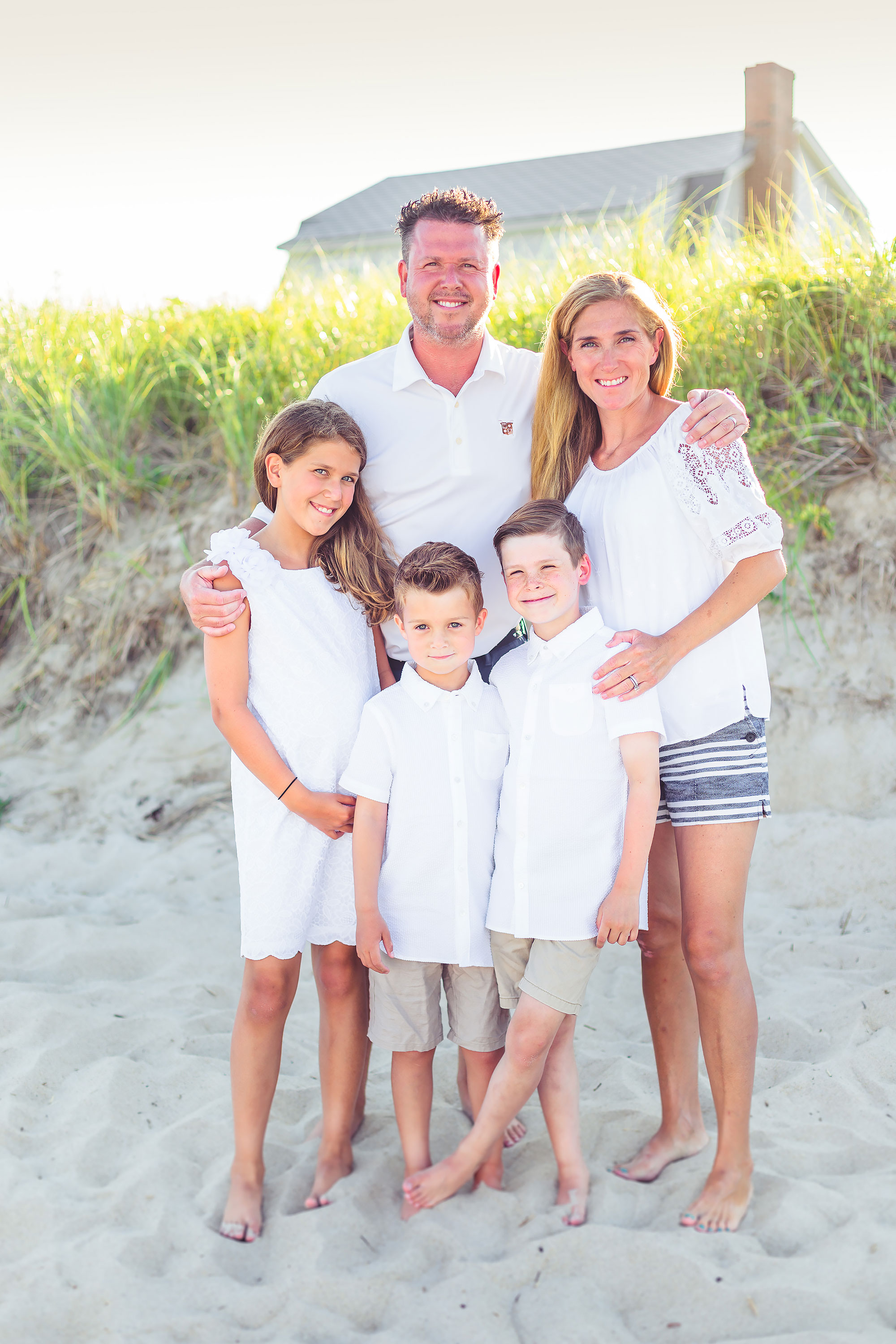 Seabrook Beach Family Portraits | Stephen Grant Photography