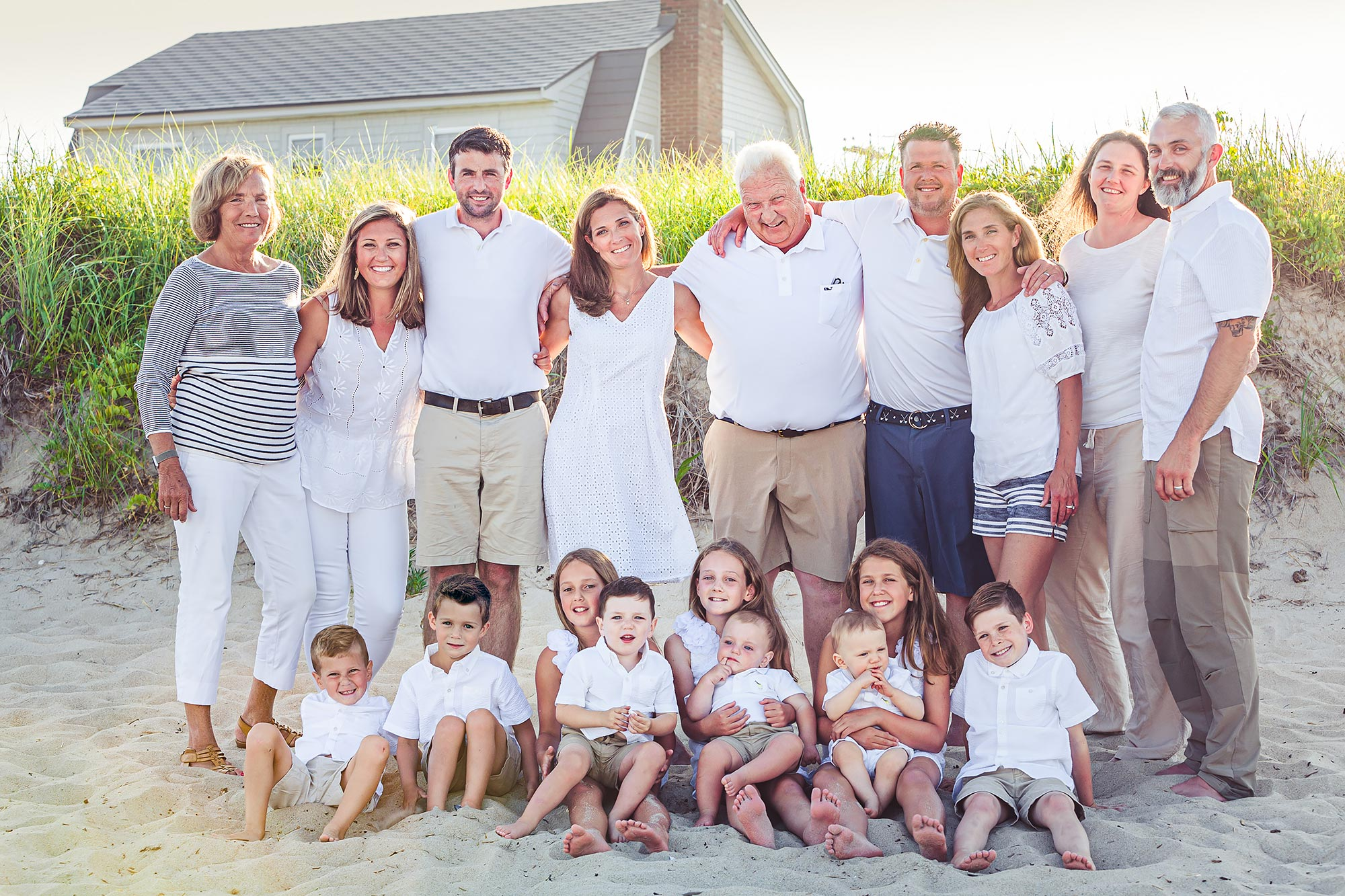 Plum Island Family Portraits | Stephen Grant Photography
