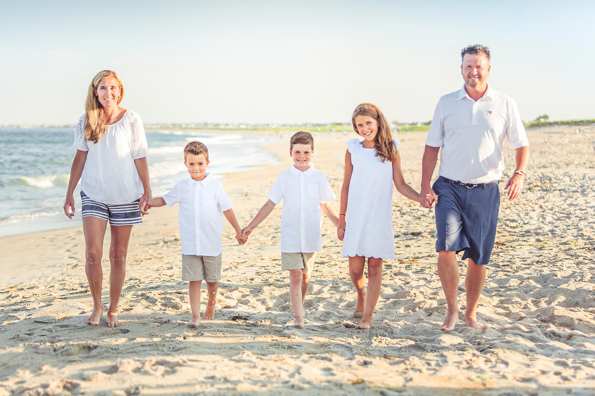 Plum Island Family Portrait Photographer   Stephen Grant Photography