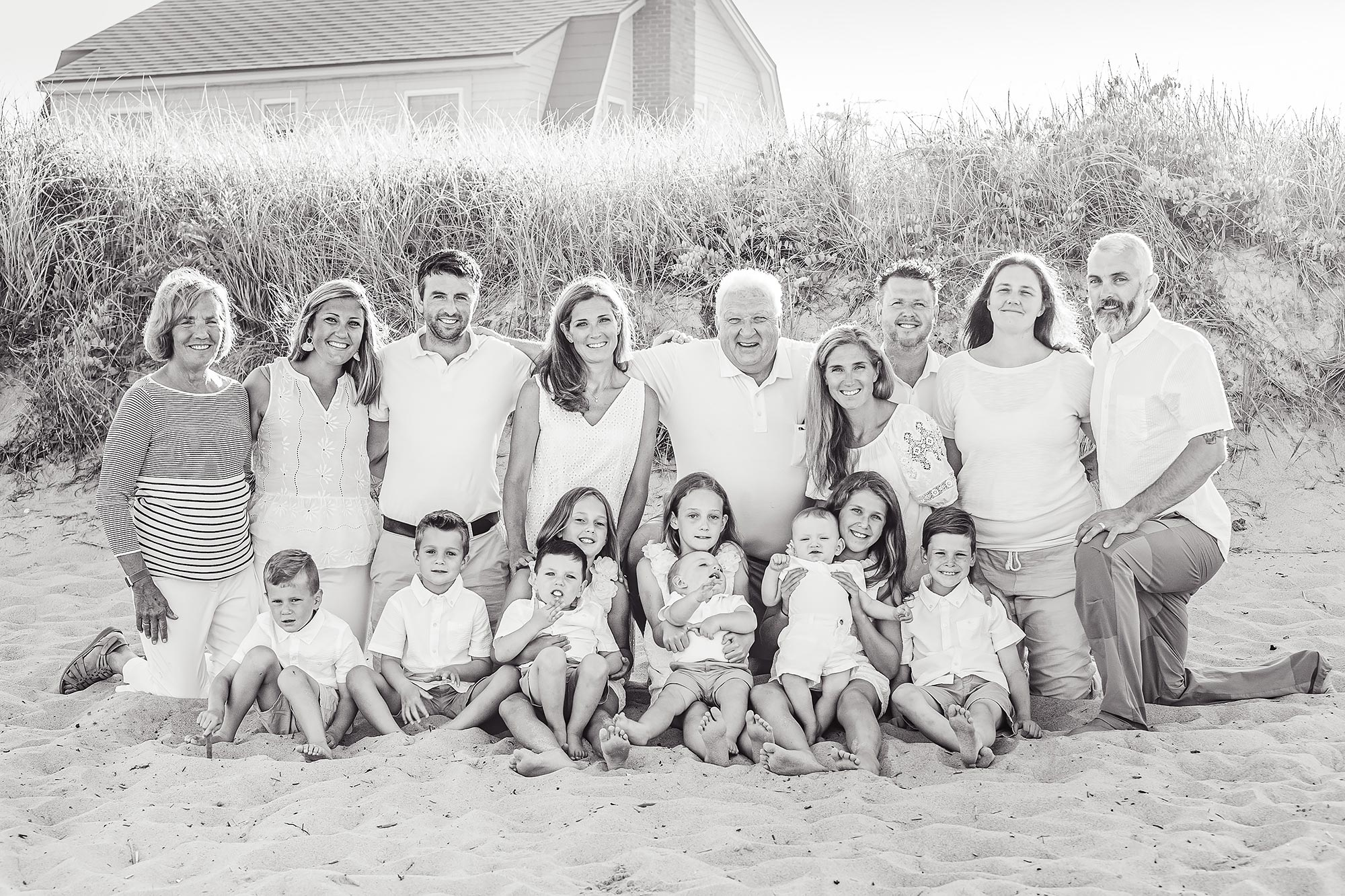 Seabrook Family Portrait Photographer | Stephen Grant Photography