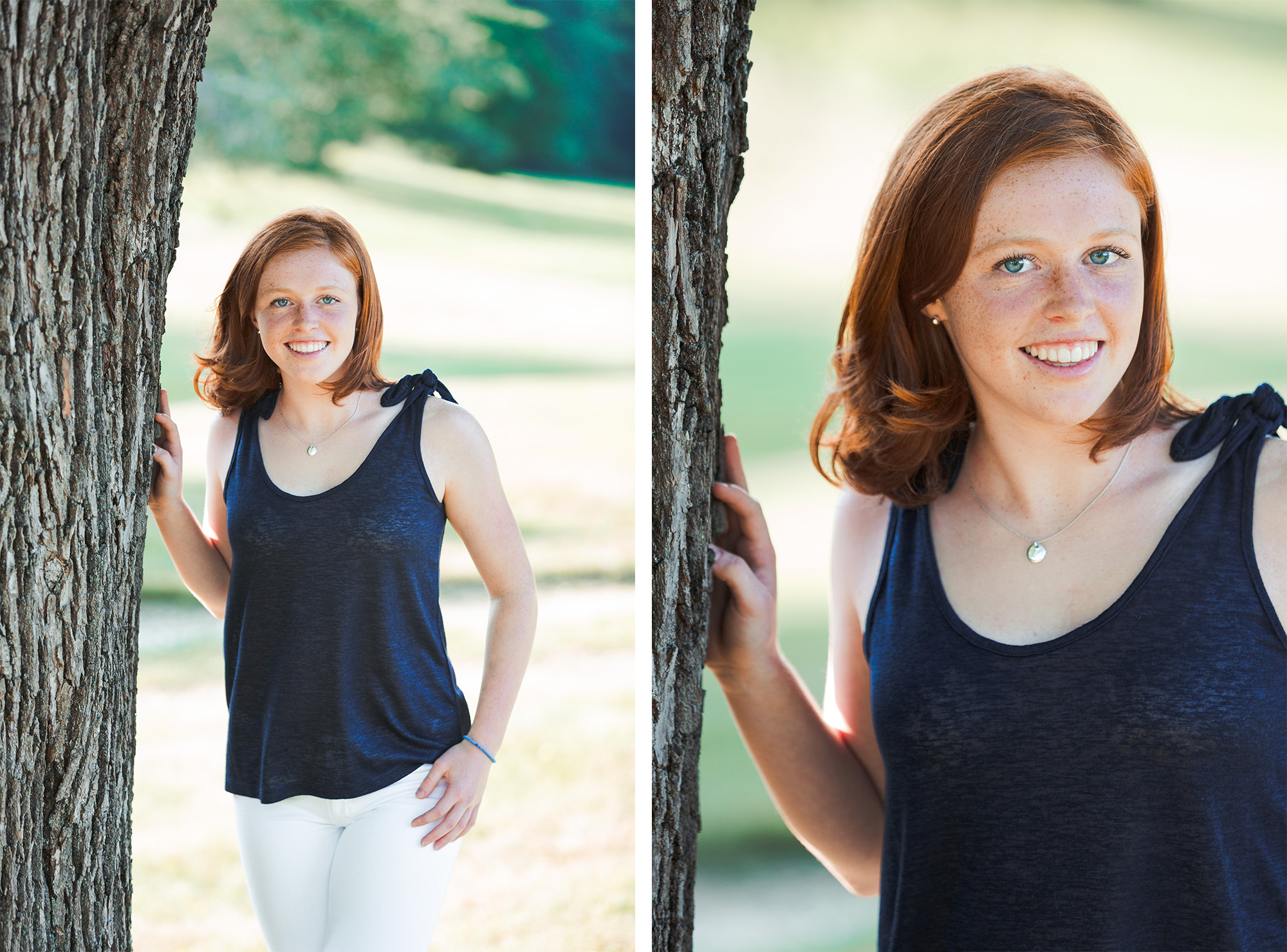 Maudslay Park Senior Portrait Photographer | Stephen Grant Photography