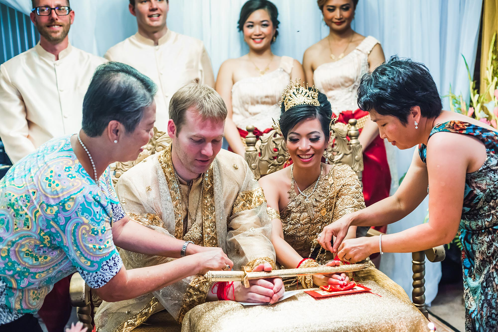 Boston Cambodian Wedding | Stephen Grant Photography