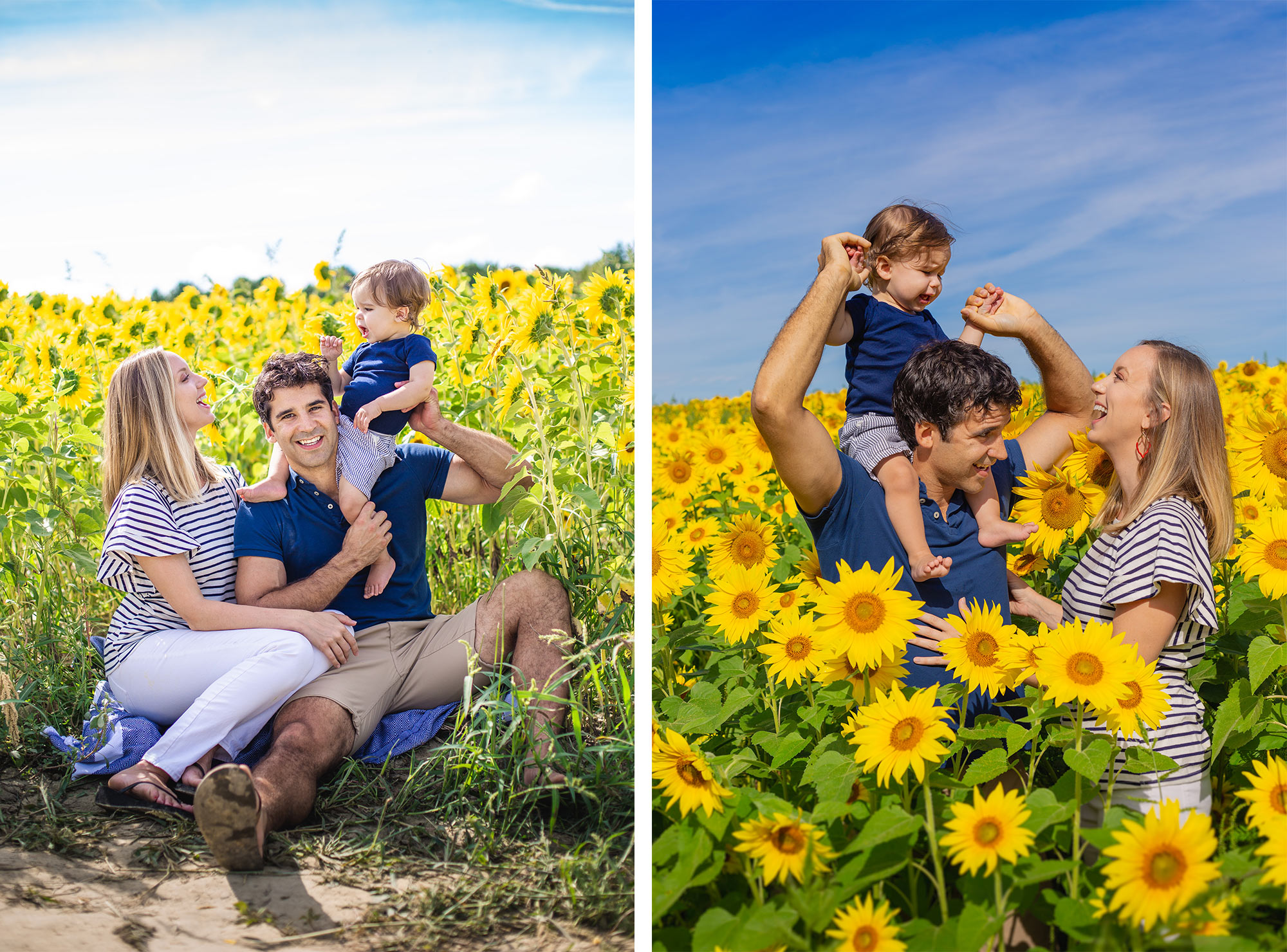 Peabody Family Portrait Photographer | Stephen Grant Photography