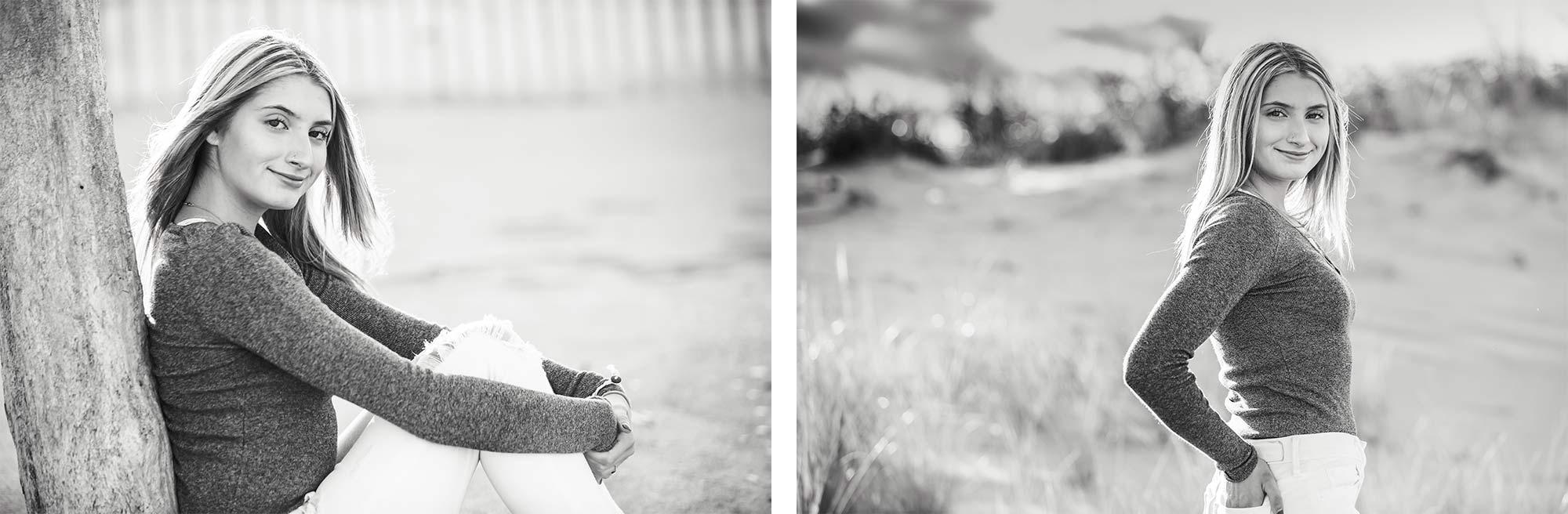 Beach Senior Portraits | Stephen Grant Photography
