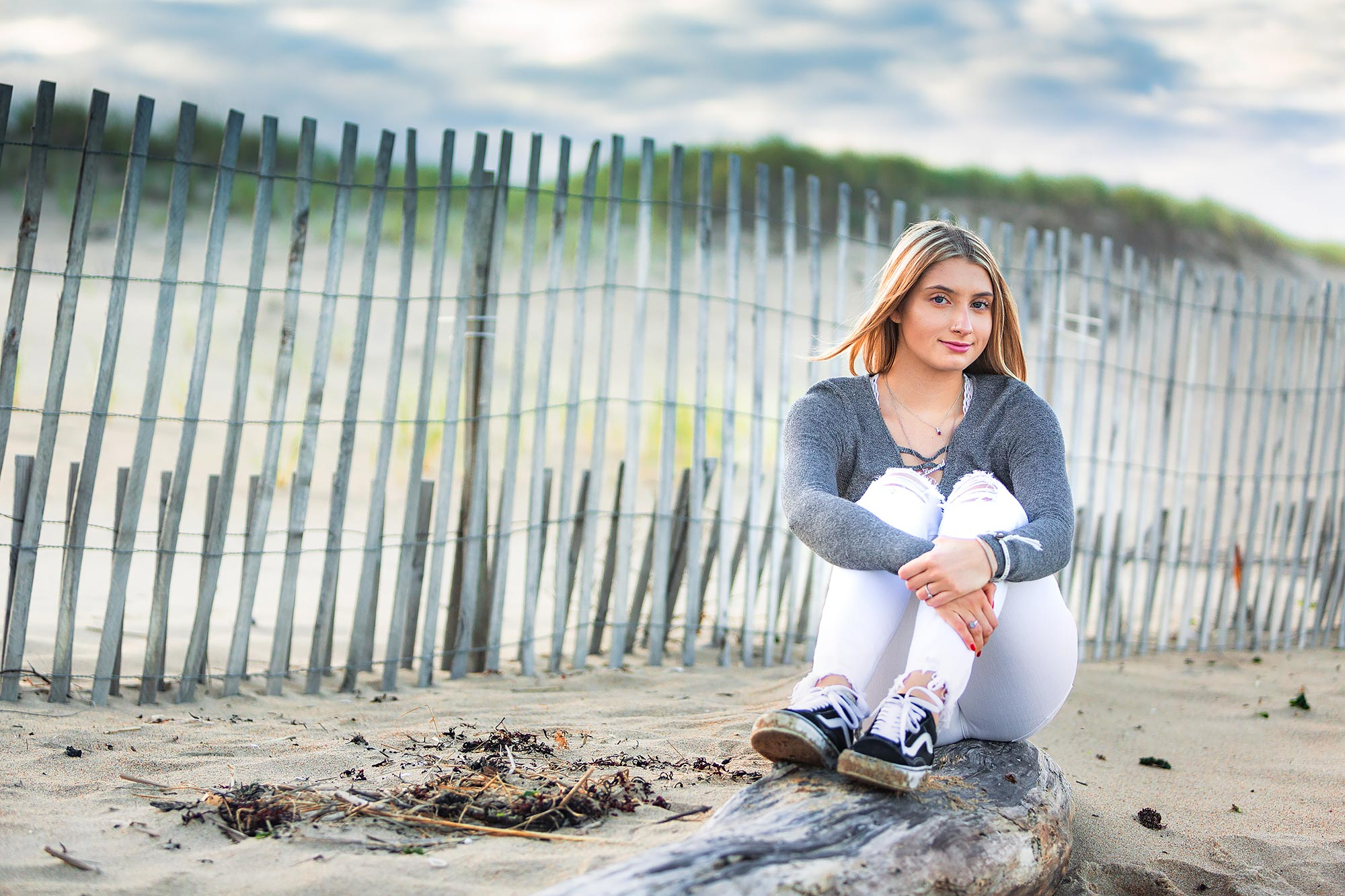 Boston Senior Portraits | Stephen Grant Photography