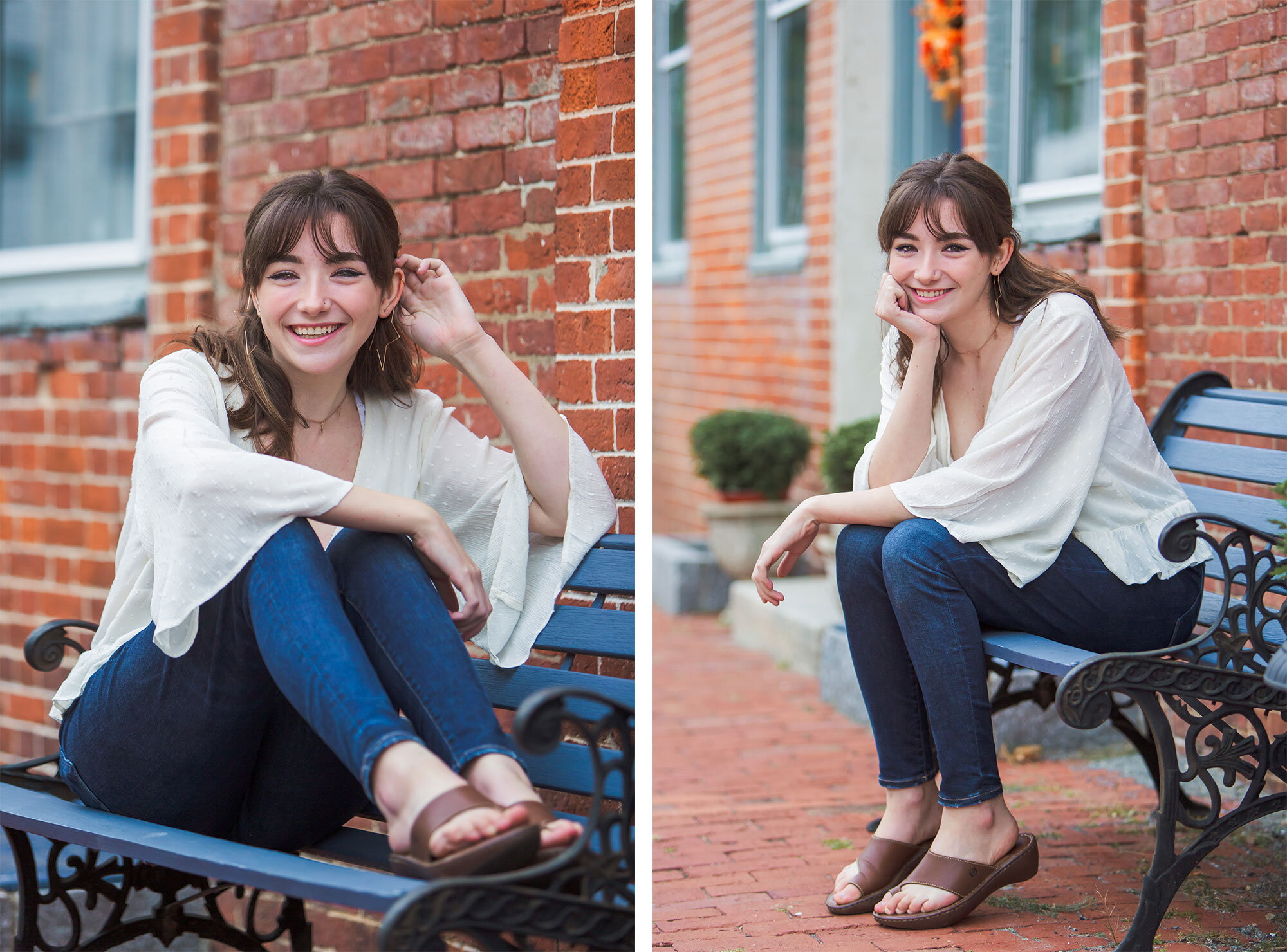 Newburyport Senior Portrait Session | Stephen Grant Photography