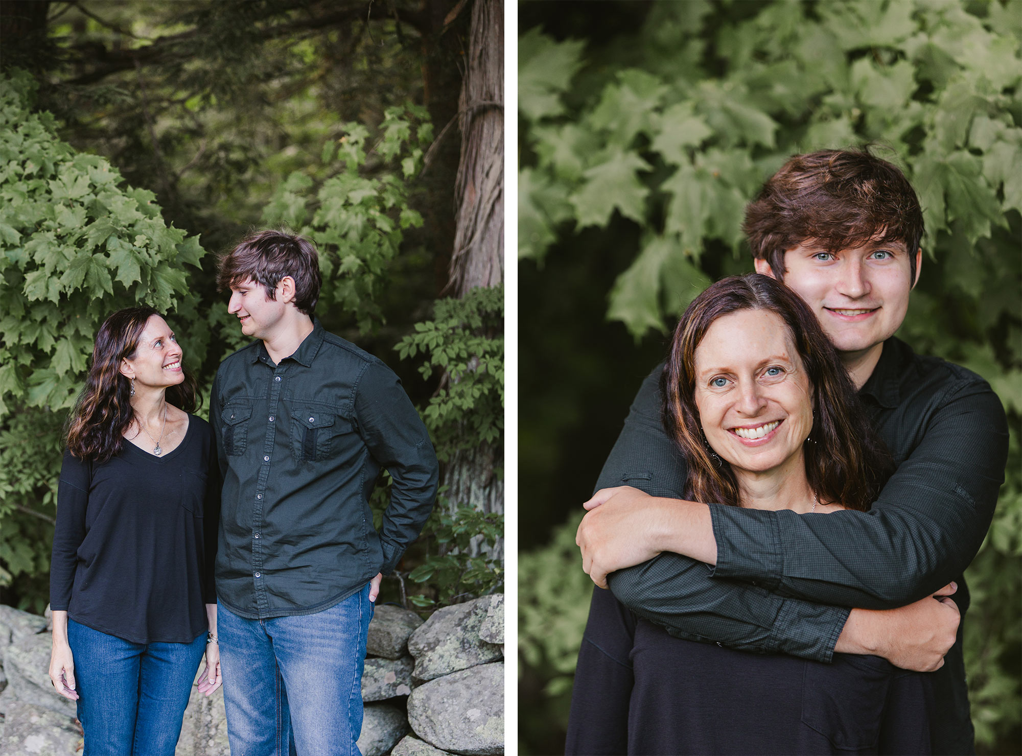 Exeter Family Portrait | Stephen Grant Photography