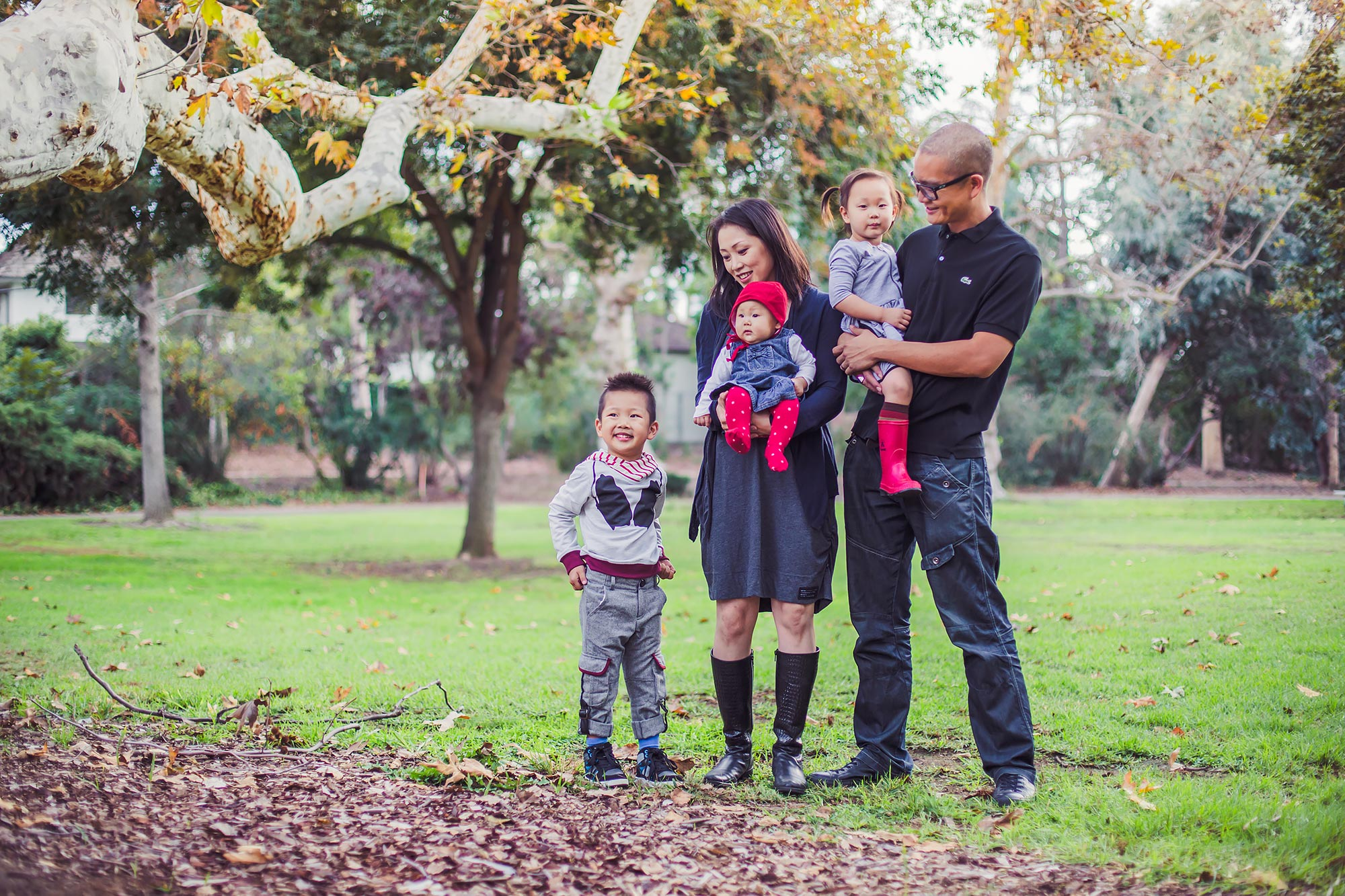 Ipswich Family Portrait | Stephen Grant Photography