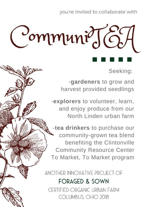 communitea invitation