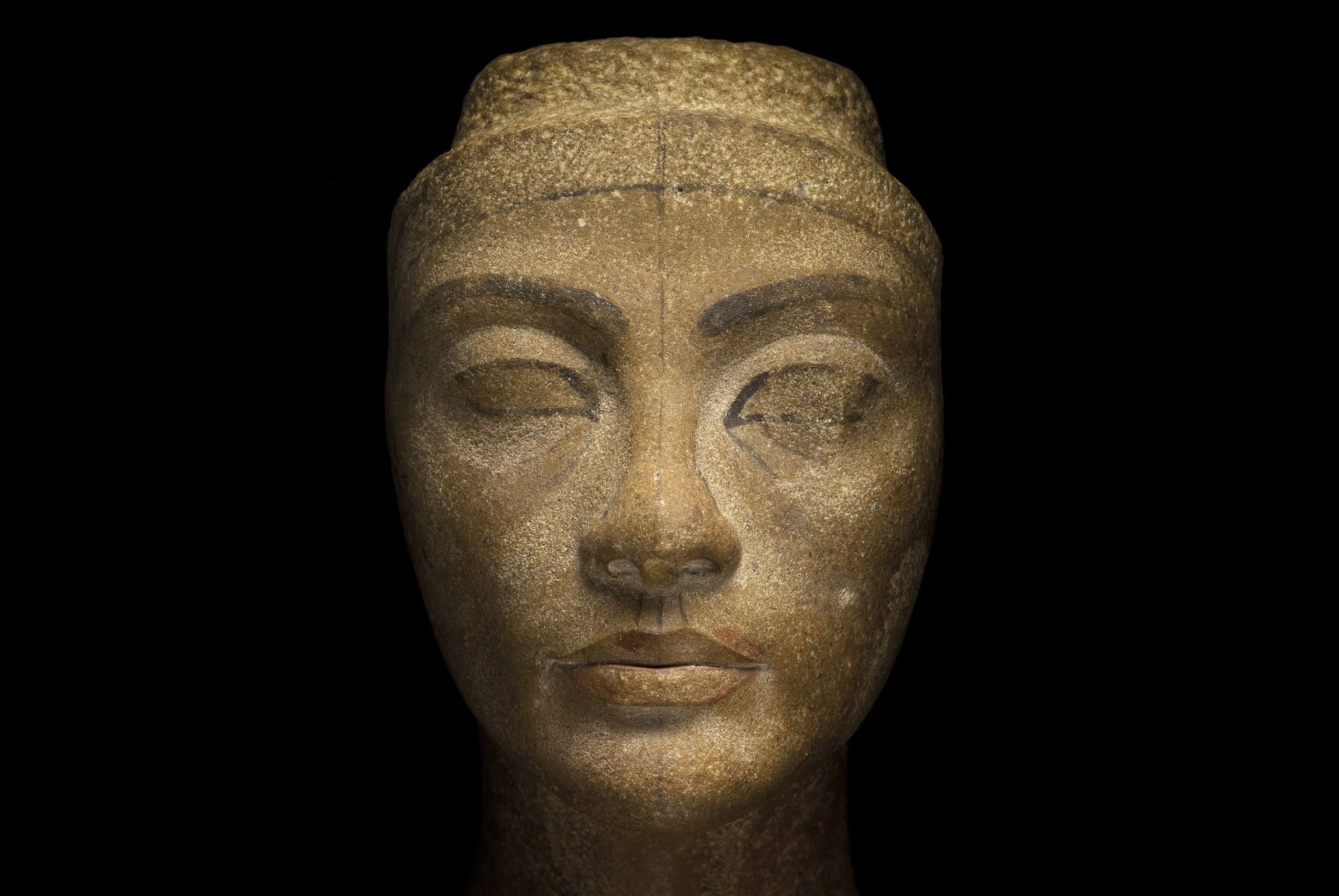 Egyptian Museum Bust 3D - Kenneth Garrett.jpg