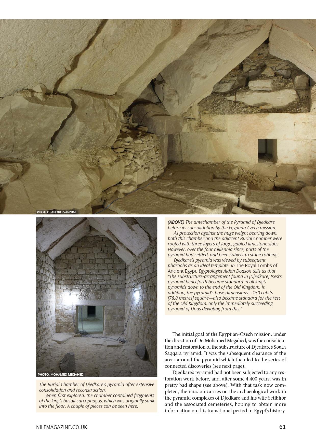 Nile 19, South Saqqara discoveries 2 1A.jpg