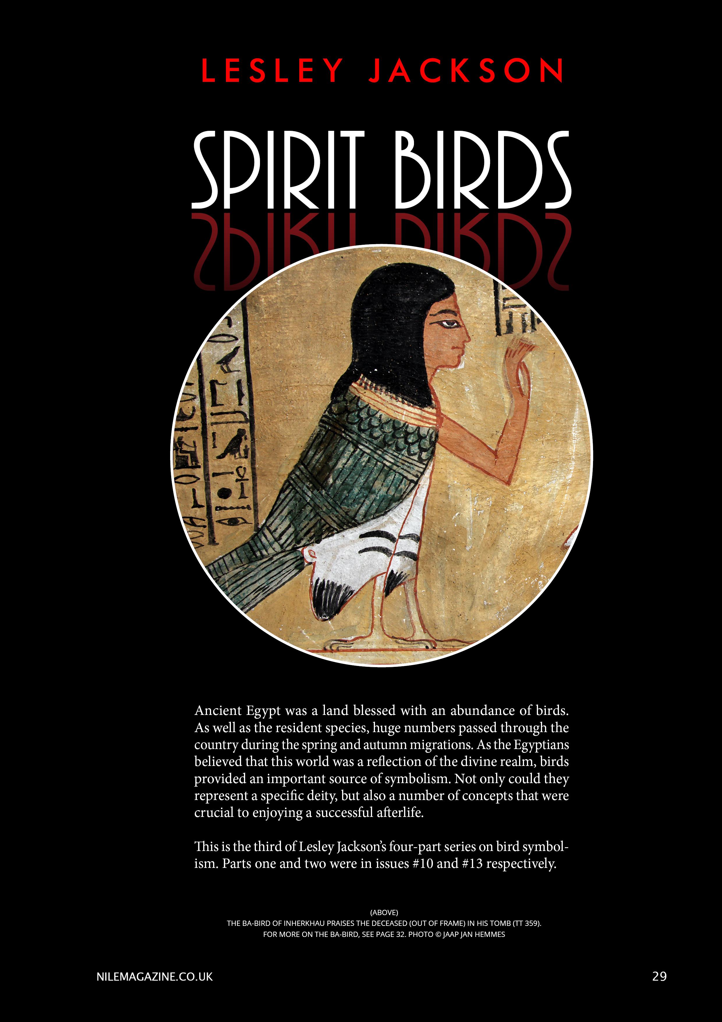 Nile 16, Spirit Birds 1A.jpg