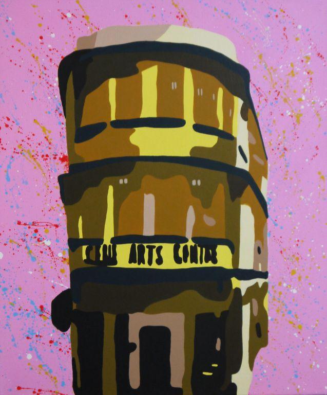 Selegie Arts - Acrylic on Canvas - 60cm by 50cm - 2011 - $1500.jpg