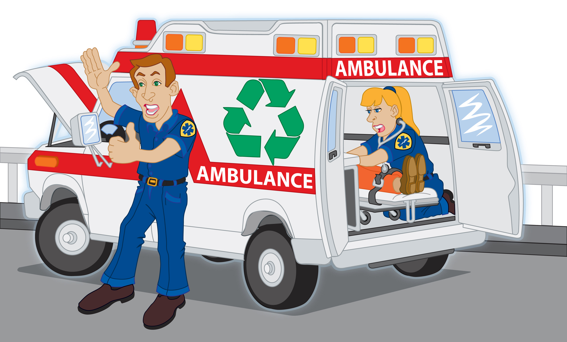 ambulance game, play this fun ambulance game and see how well you can do