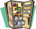 Ho long can you leave food out, how long can food be left out, food poisoning, how long does food stay fresh outside the refrigerator