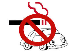 Law bans smoking in a car with a minor child