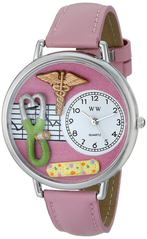 Watches for nurses in a variety of colors