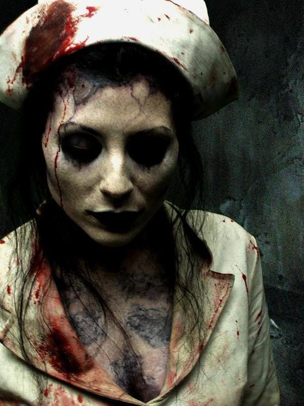A day in the life of a zombie nurse