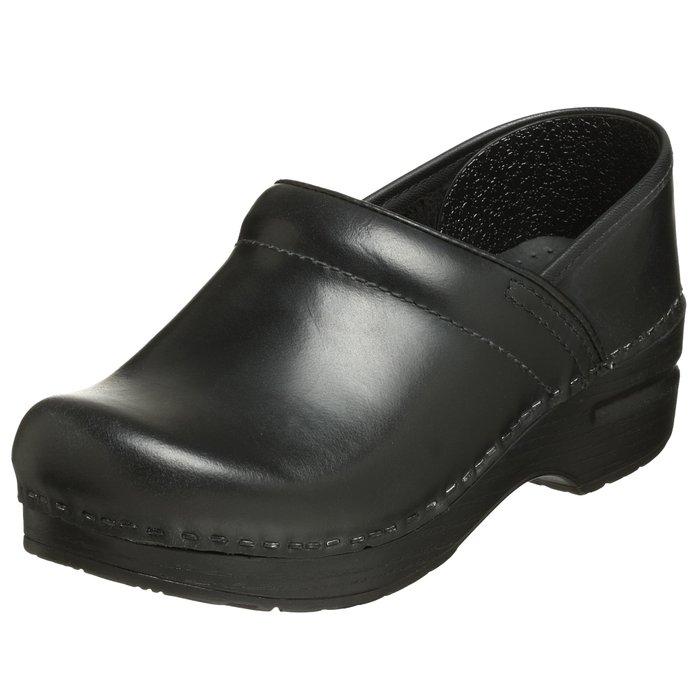 Dansko Women's Professional Pro Cabrio Leather Clog