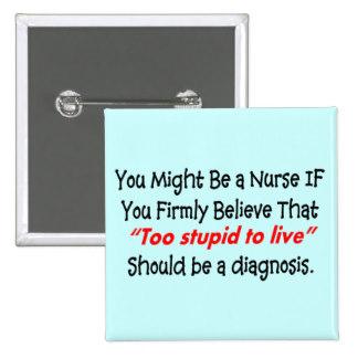 ICU nurse humor