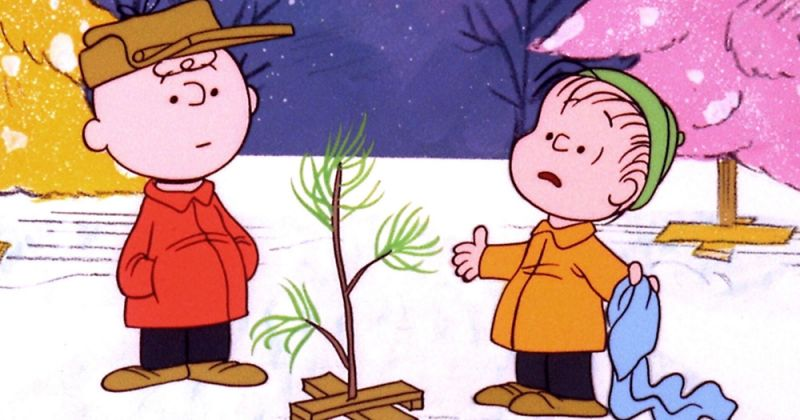 Nurse forced to take down Charlie Brown CHristmas poster