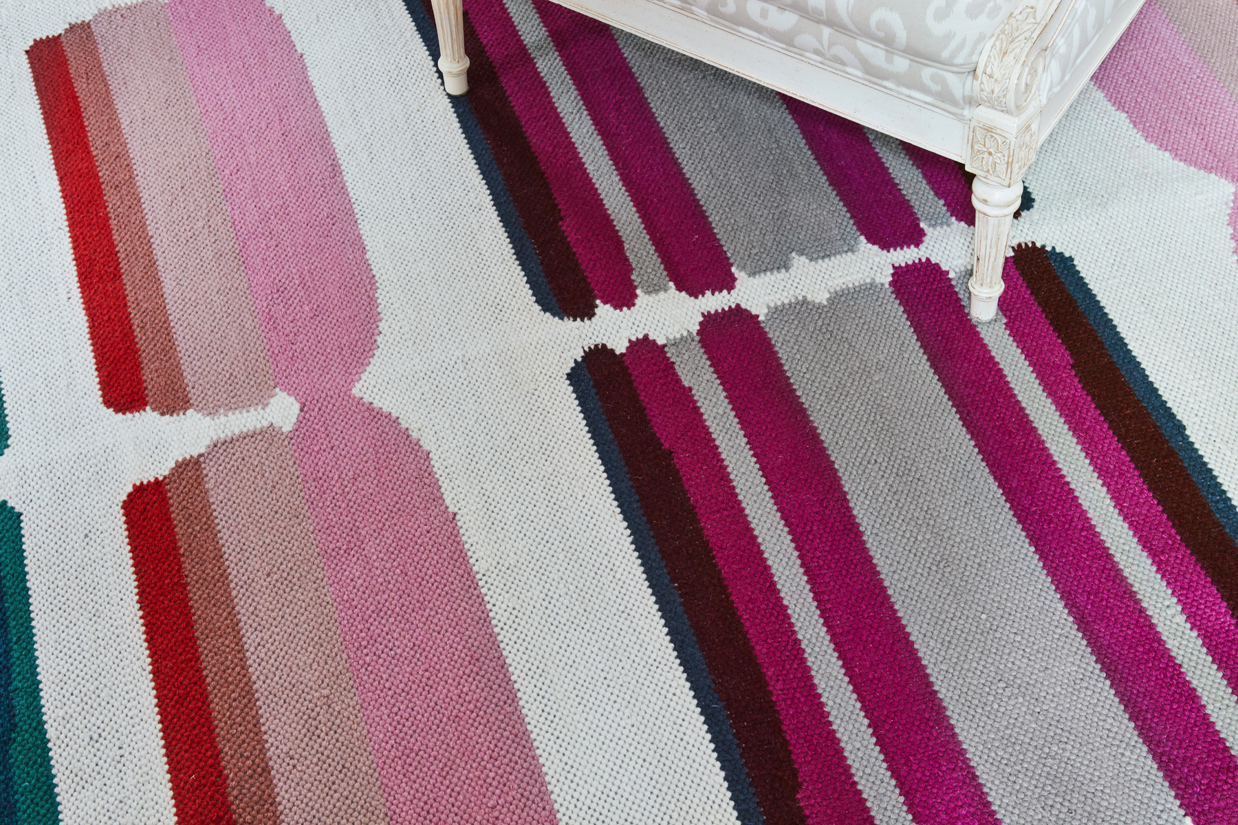 HOW ARE YOUR RUGS MADE?