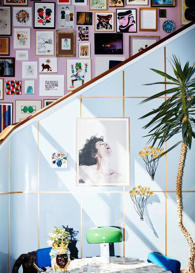 the-blue-and-gold-detail-in-this-staircase-is-stunning-colorful-house-tour-on-coco-kelley.jpg