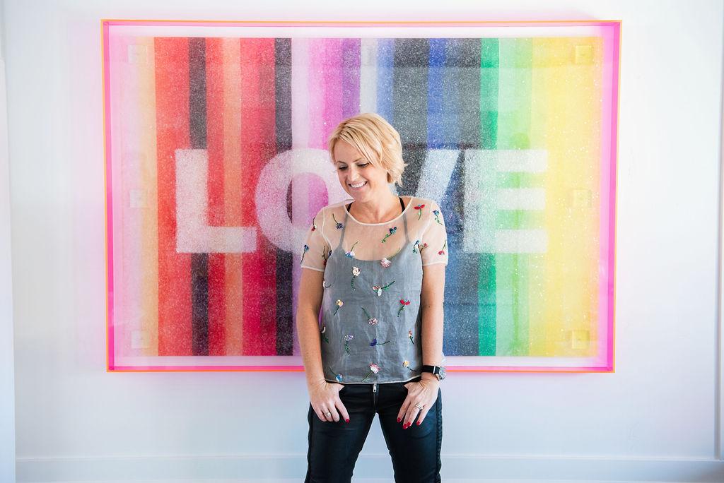Kristi Kohut Mixed Media Artist
