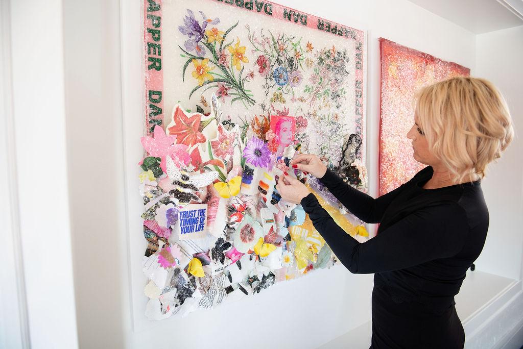 Kristi Kohut Statement Art