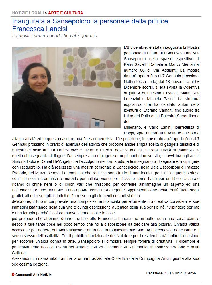 Michele Foni su SATURNO NOTIZIE.png