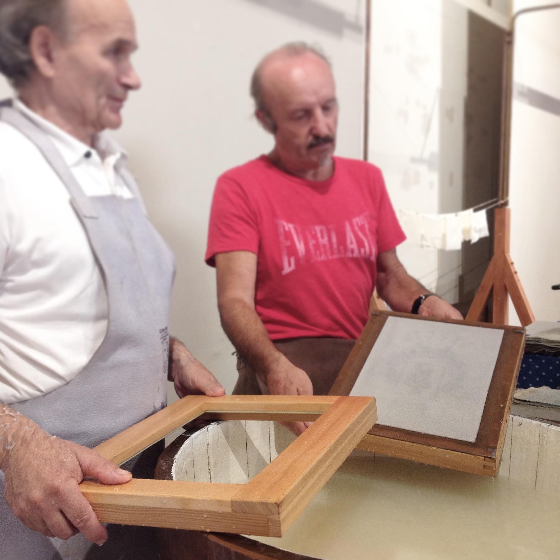 Artigianato: OMA e Museo della Carta di Pescia