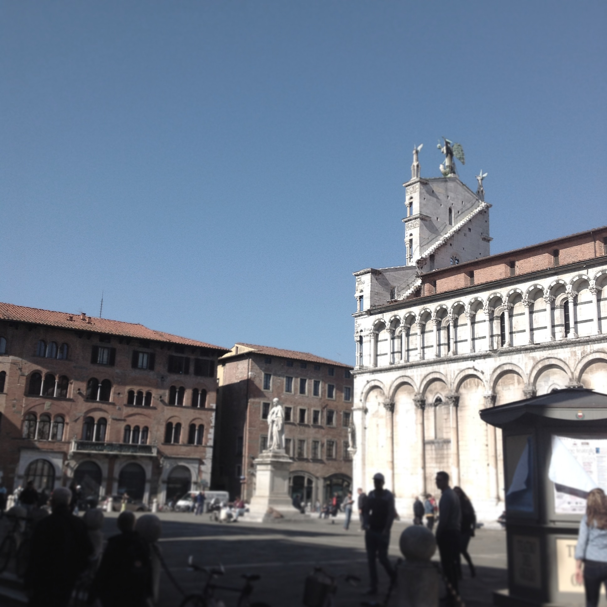 Piazza di San Michele