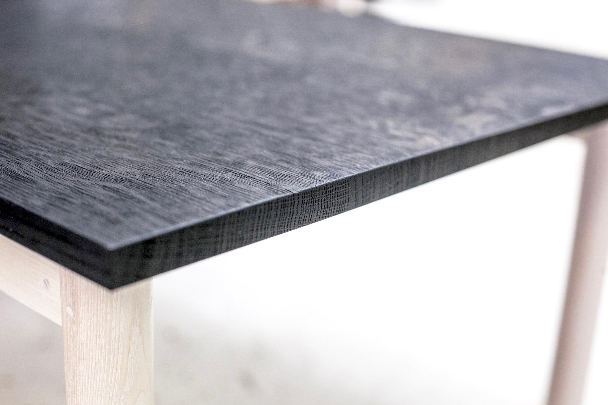 Textured ebonised oak edge.jpg