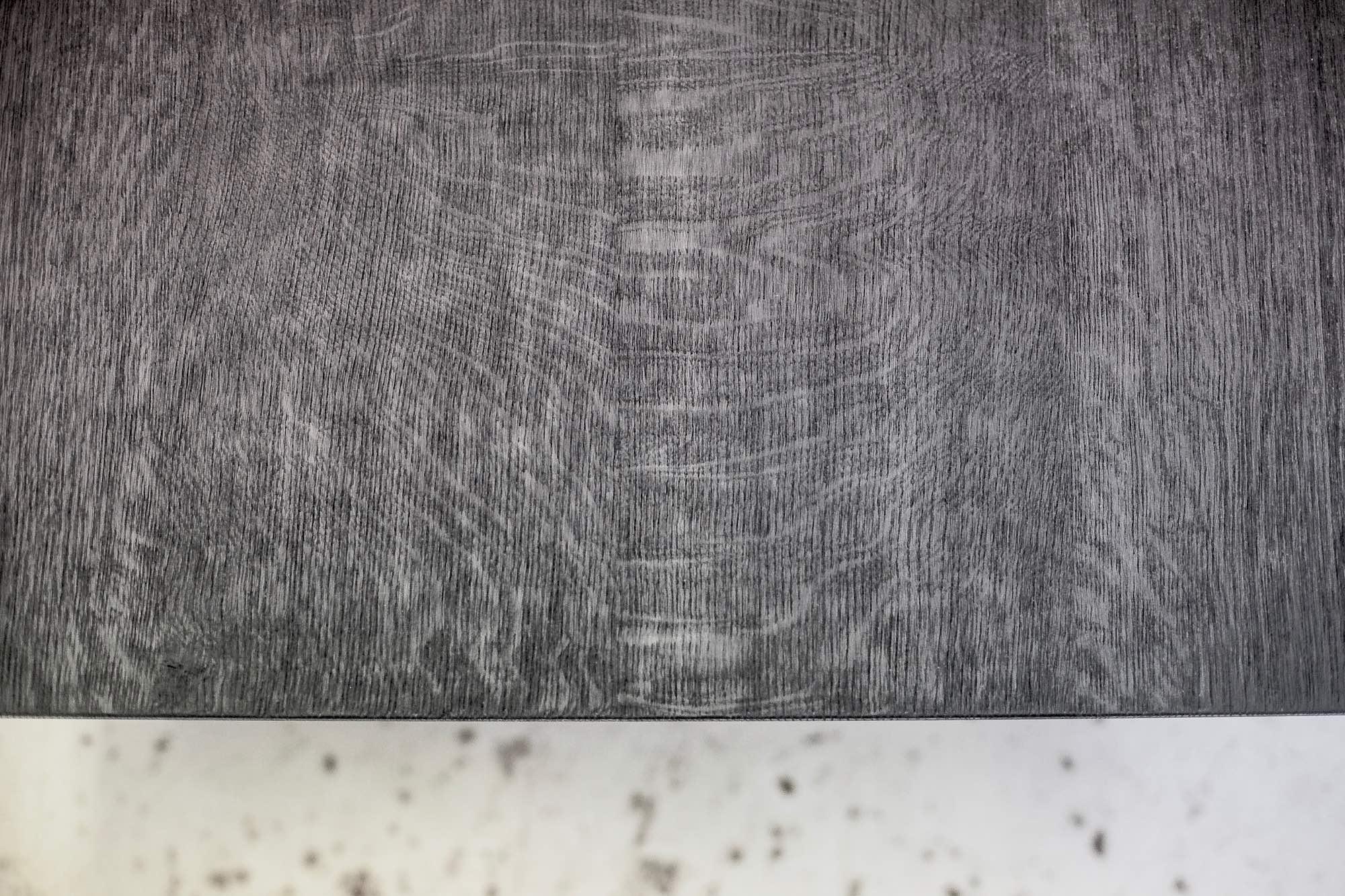 Textured ebonised oak end.jpg