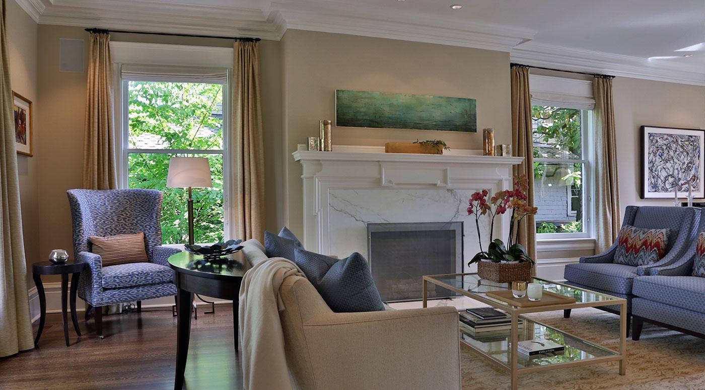Designer: LeeAnn Baker Interiors