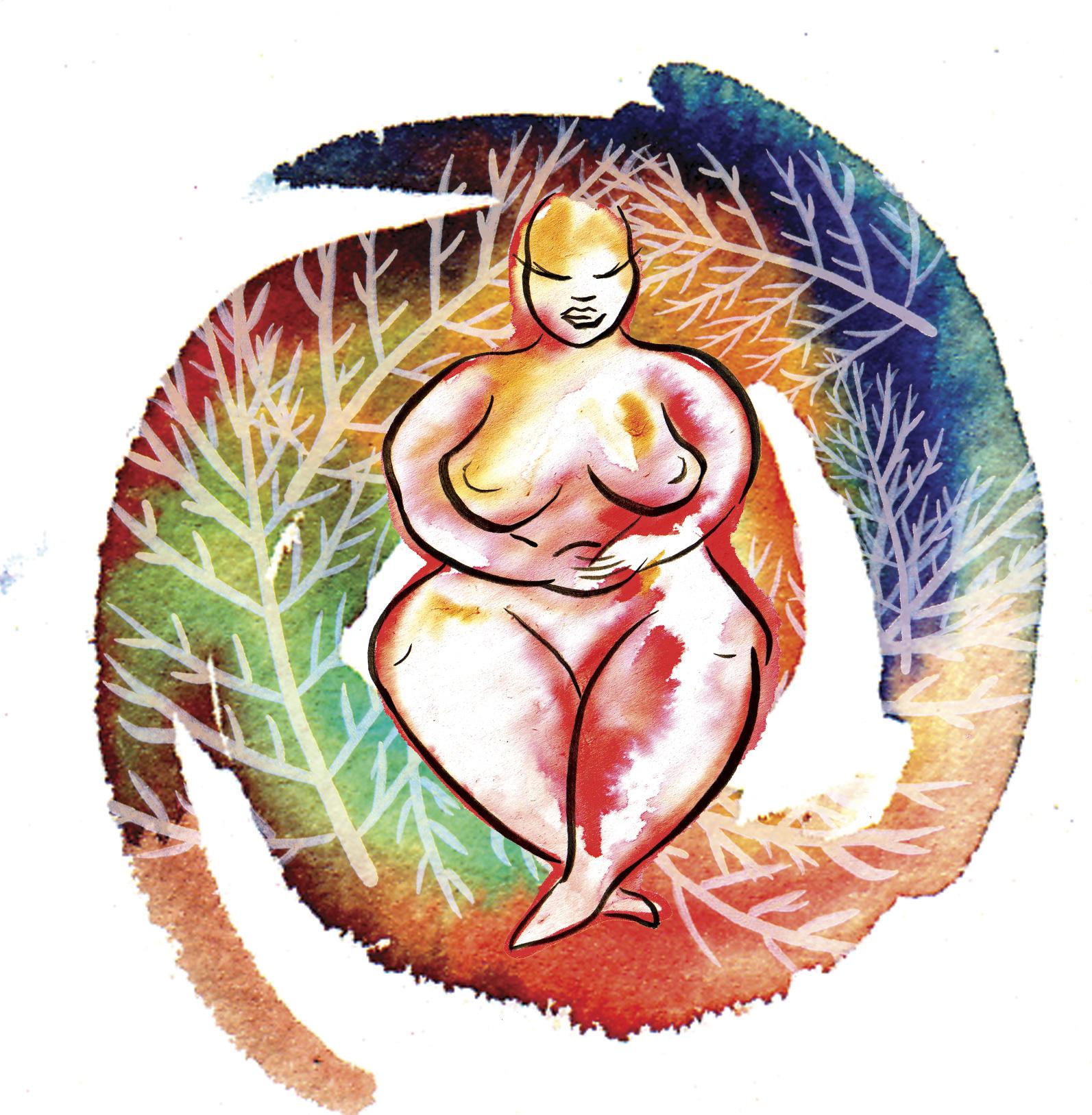 Goddess Gaia