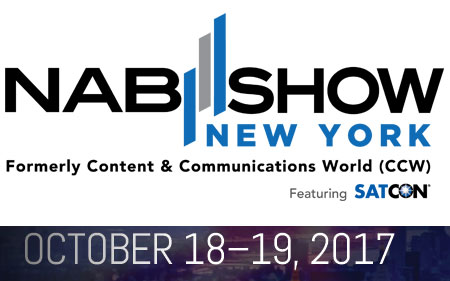 I will be speaking at two events this week at the NAB Show, New York on podcasting and smart speakers