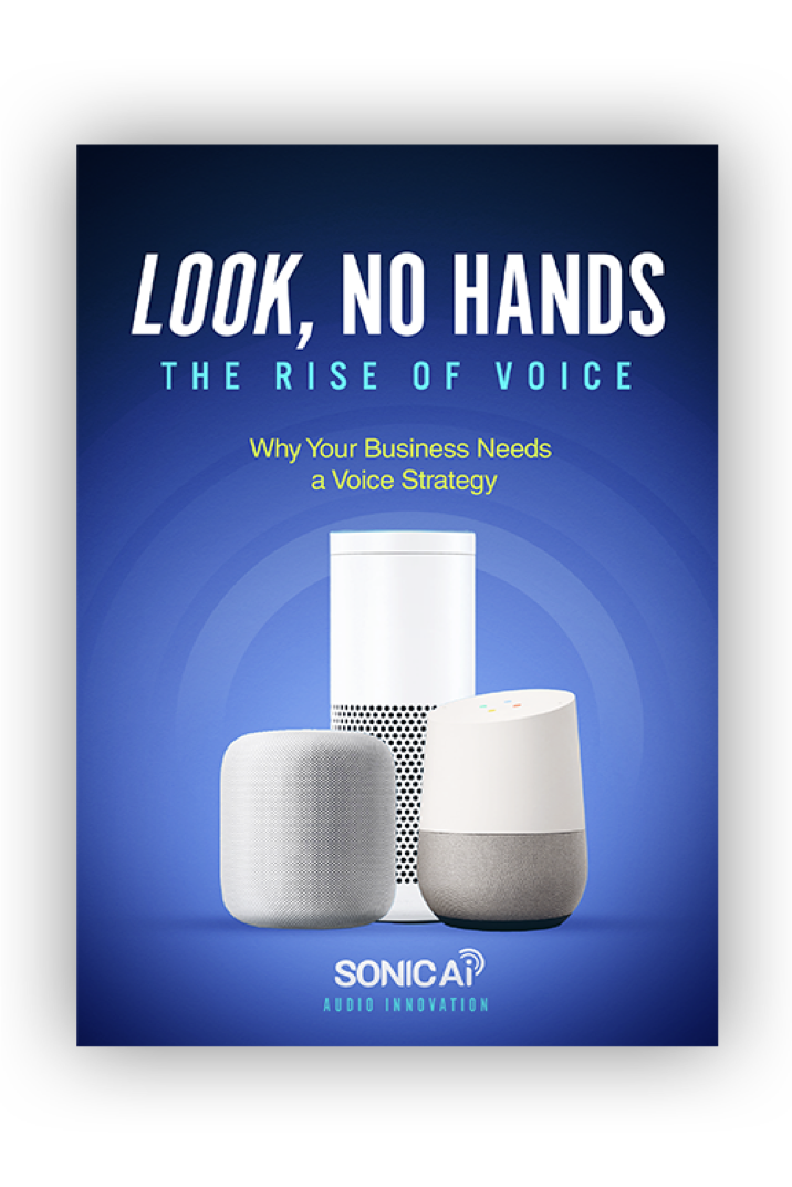 With our partnership with Jacobs Media, we have a brand new e-Book with ideas and strategies for Smart Speakers. Download a free copy    here