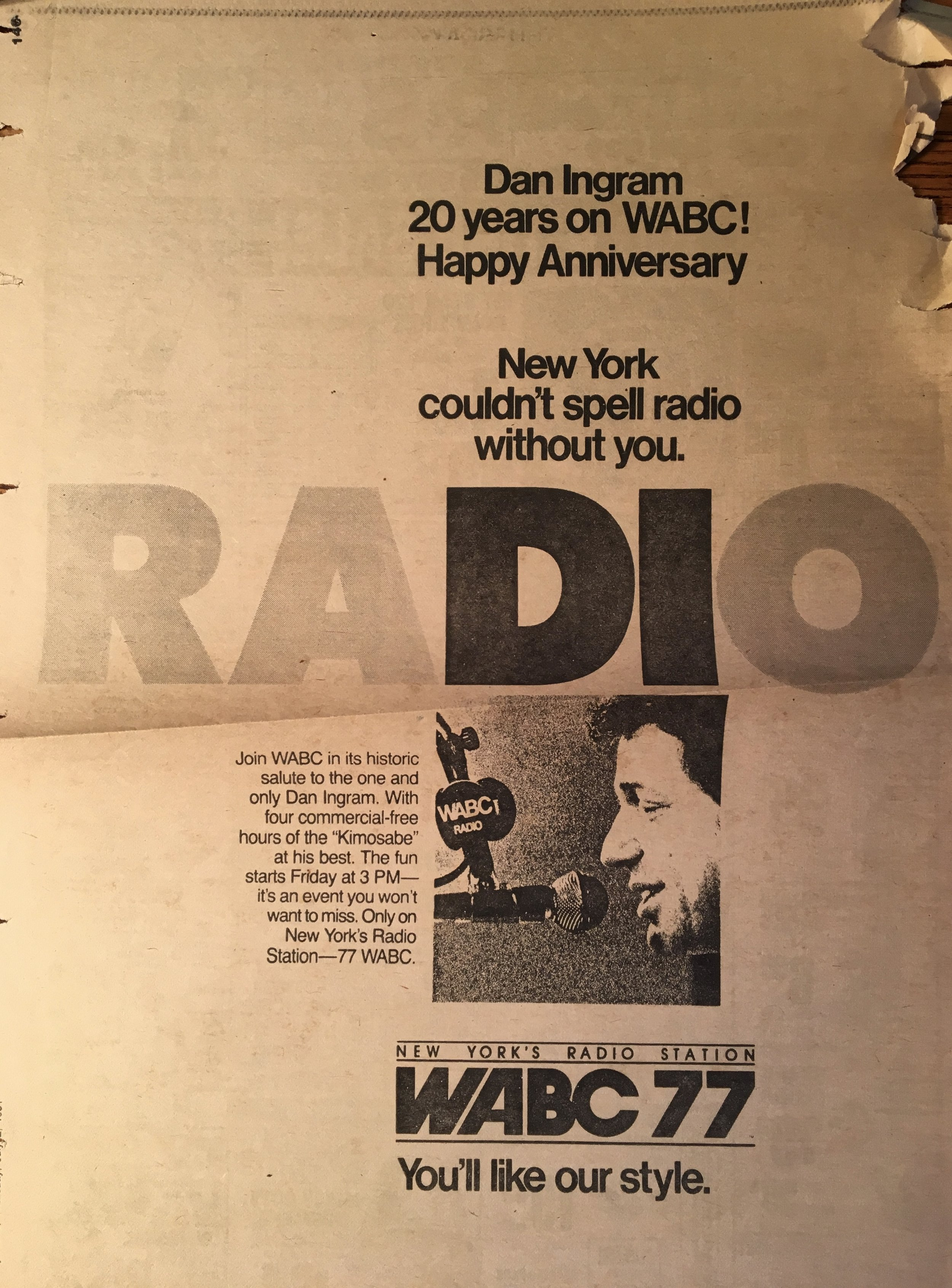 New York Daily News July 2, 1981