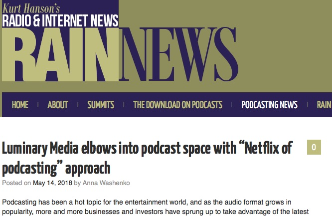 """Luminary_Media_elbows_into_podcast_space_with_""""Netflix_of_podcasting""""_approach_–_RAIN_News.jpg"""