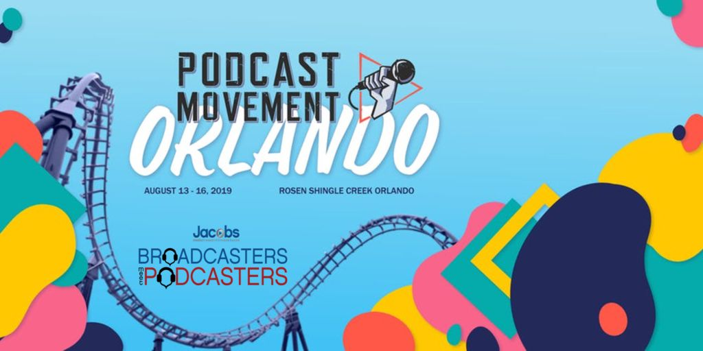 I am looking forward to moderating a top notch panel on the Smart Speaker opportunity for podcasters at Podcast Movement in August