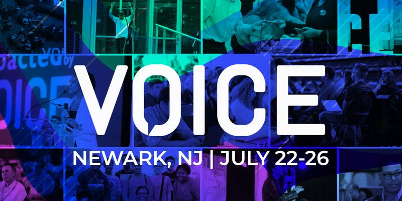 Over 5,000 people will gather in Newark, New Jersey to focus on the vast opportunities with Voice and smart speakers. I will be there on ap angel about ads and commercialization of smart speaker content.. Come join us.