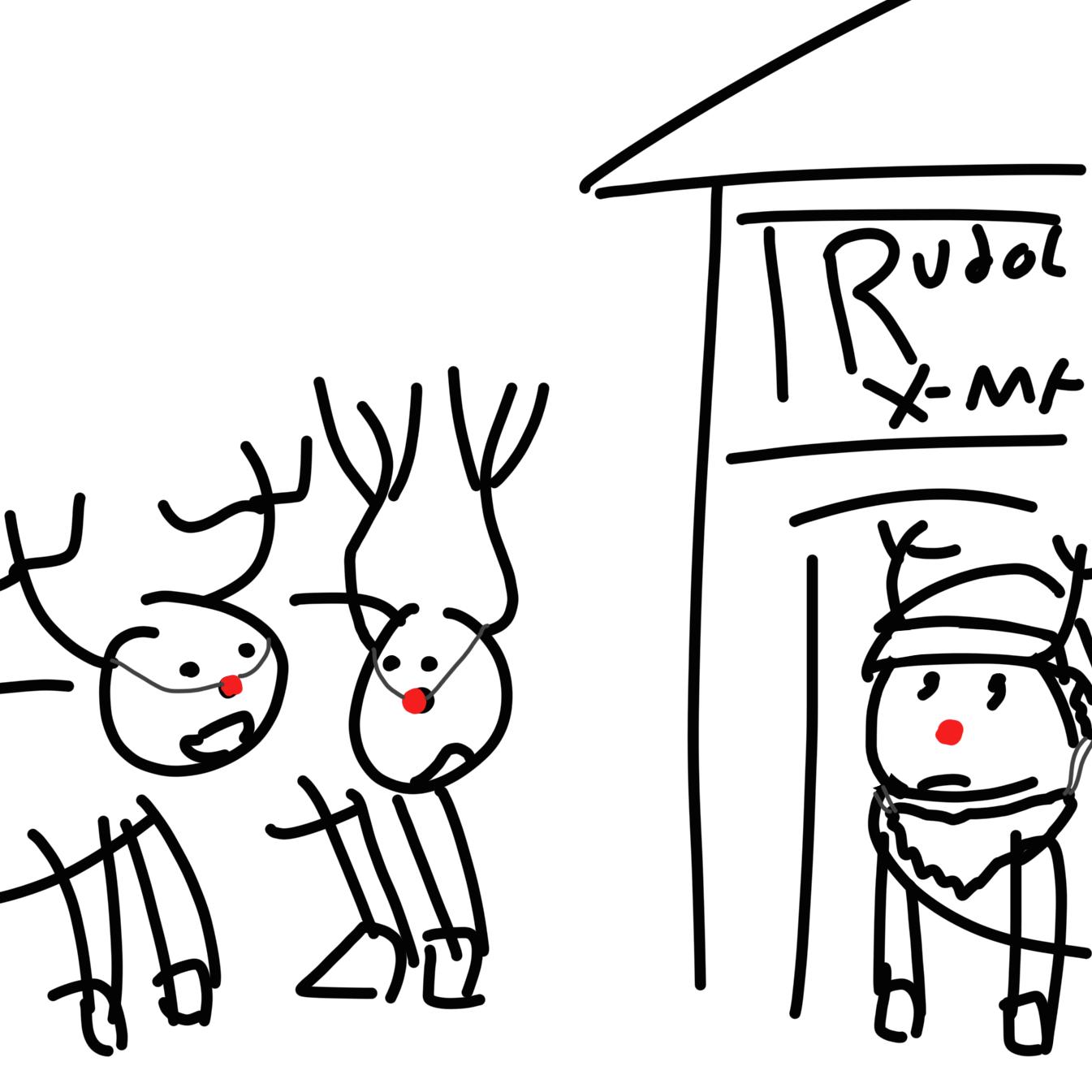 Rudolph Problems.