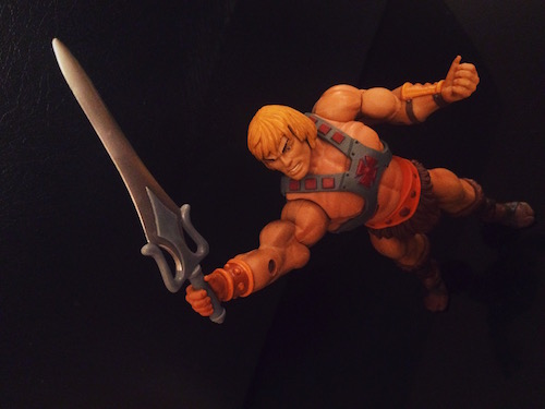 He-Man and The Power Sword